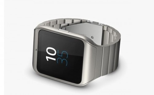 SmartWatch 3 de Sony