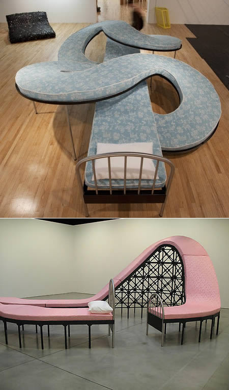 roller coster bed