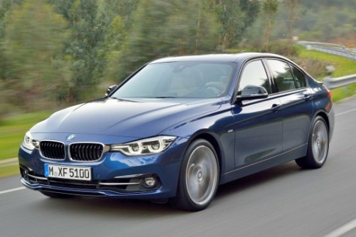 bmw serie 3 2015 3 cylindresd