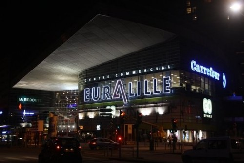 euralille-carrefour