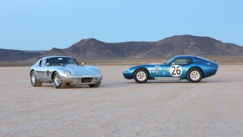 Shelby Daytona Coupe 50th Anniversary