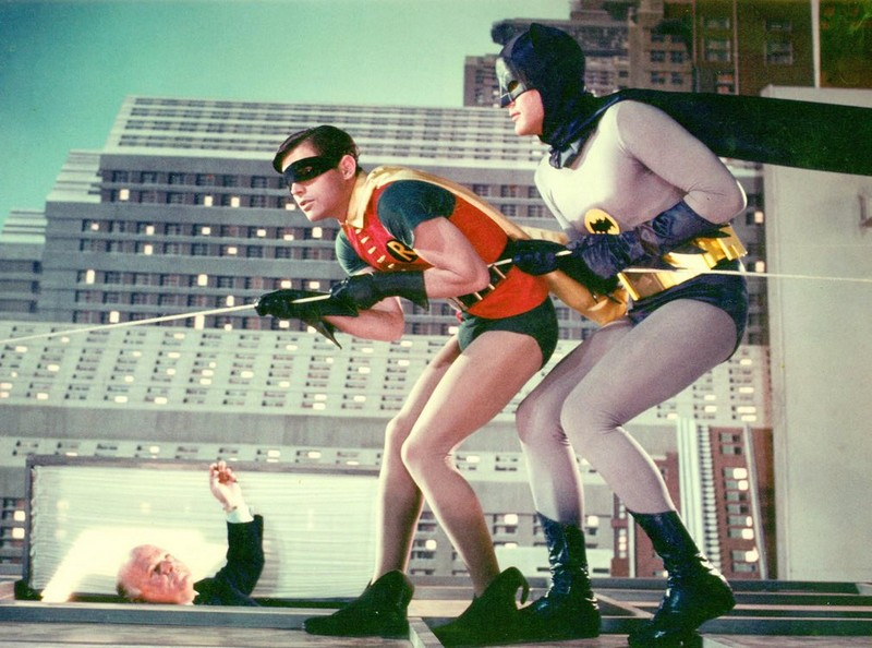Batman & Robin, alias Burt Ward