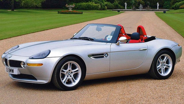 2000 BMW Z8 top car rating and specifications