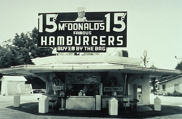 McDonald Brother, San Bernadino, Californie