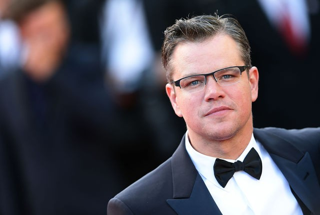 Matt Damon, 160