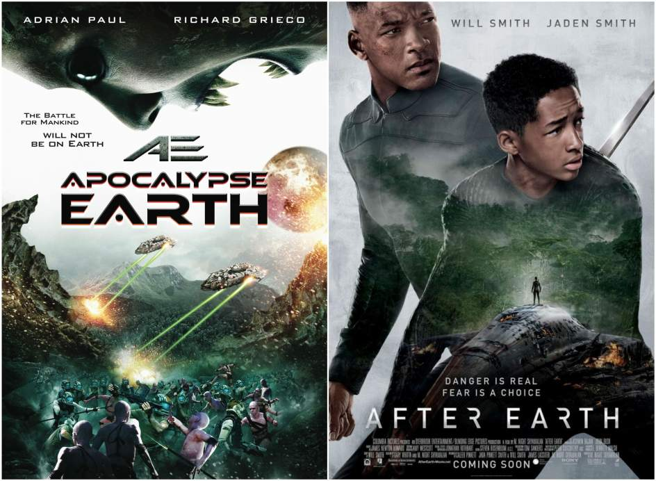 AE Apocalypse Earth & After Earth