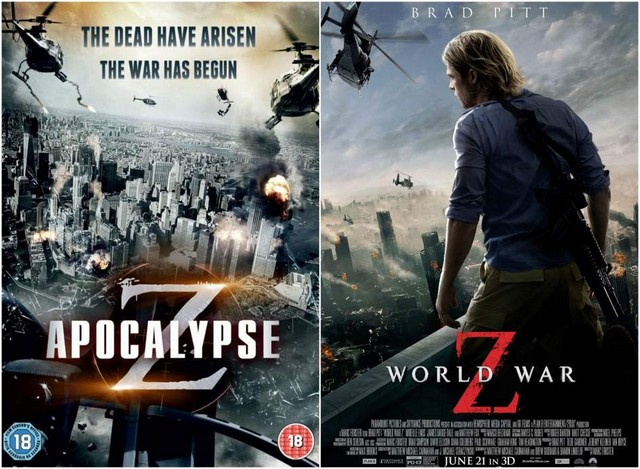Apocalypse Z & World War Z
