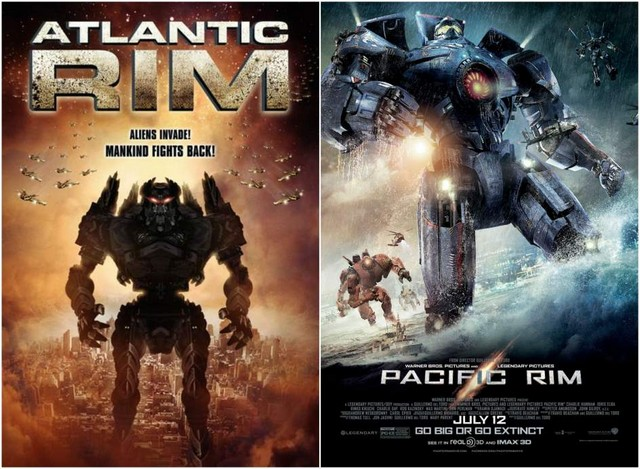 Atlantic Rim & Pacific Rim