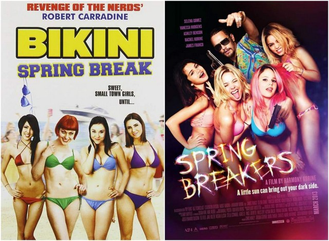 Bikini Spring Break & Spring Breakers
