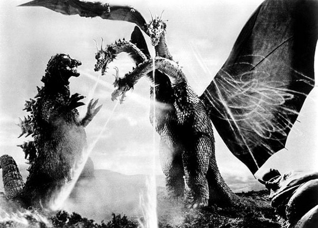 Ghidorah, the Three Headed Monster 1964