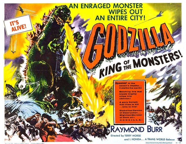 Godzilla, King of the Monsters ! 1956