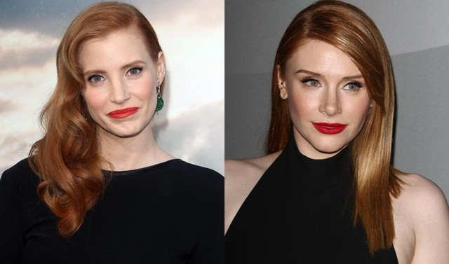 Jessicain Chastain et Bryce Dallas Howard