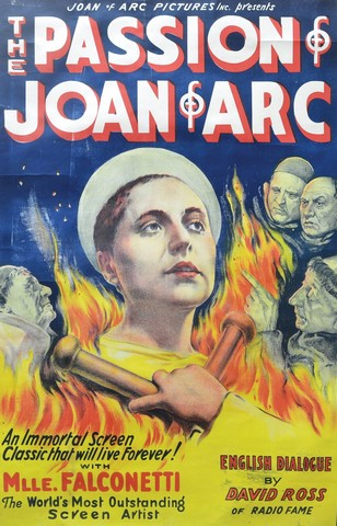 The Passion of Joan of Arc 1933