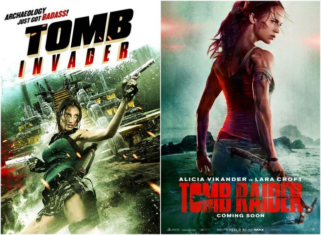 Tomb Raiders & Tomb Raider
