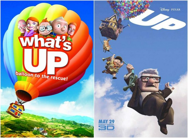 What's up & Up