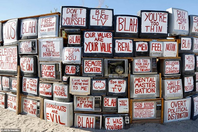 L'art de la décadence : Slab City