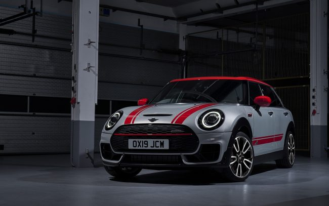 Mini Clubman et Countryman John Cooper Works 2019