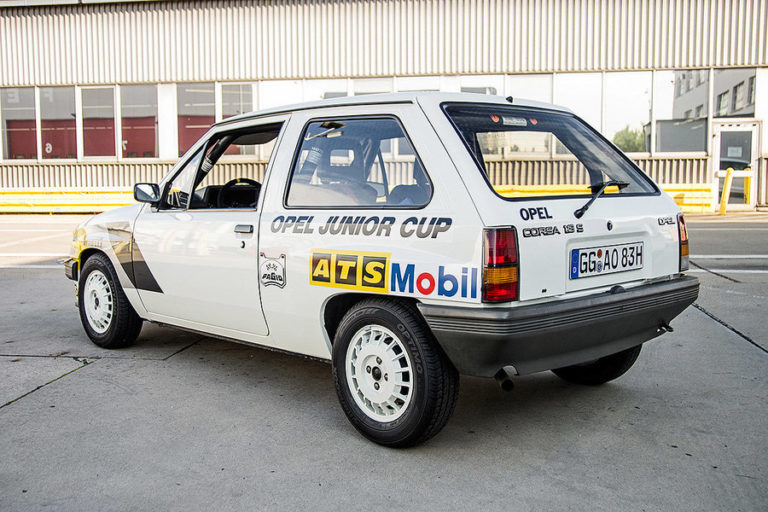 Youngtimers : Opel Corsa A Cup 1985