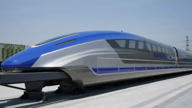 Train Maglev