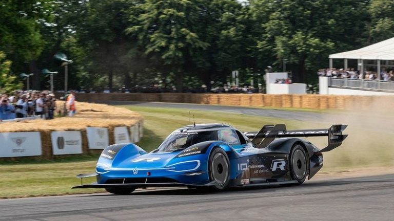 Goodwood 2019, Volkswagen ID.R