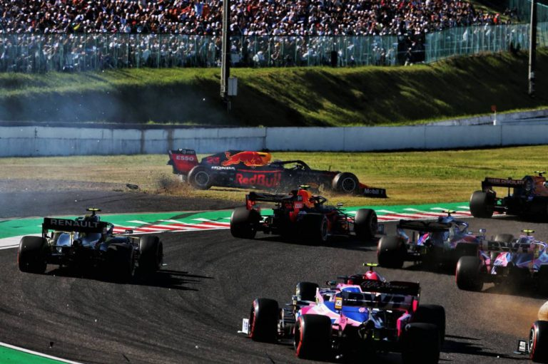 Formule 1, grand prix du Japon 2019, course