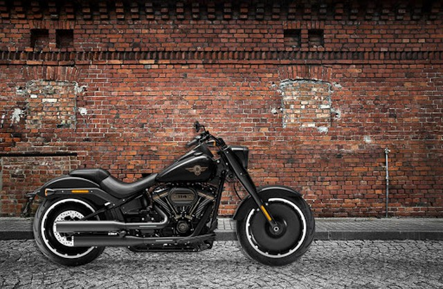 Harley Davidson Fat Boy 30th Anniversary