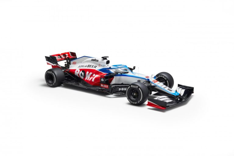 Formule 1 2020 : Williams Mercedes FW43