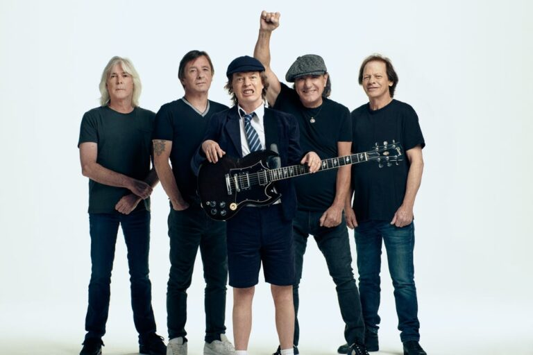 AC/DC, Power Up